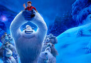 Smallfoot background1