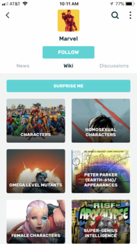 FANDOM App making communities accessible 2