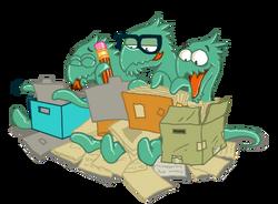 Hydra-Organizing