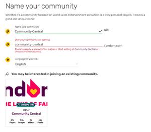 Creating a duplicate wiki