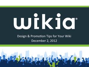 Design & Promotion Tips Slide01