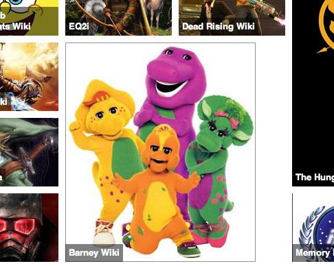 File:Wikia MainPage - Barney fail.png