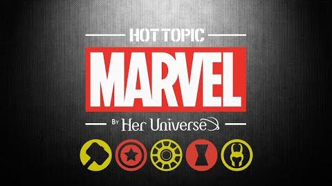 Marvel by Her Universe