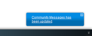 Notifications-Community-corner
