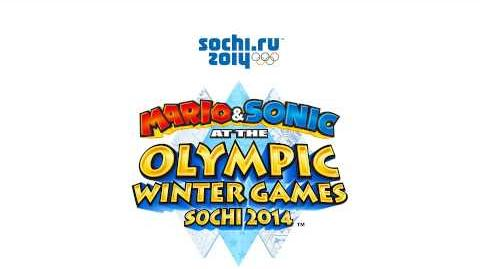 Buoy Base Galaxy (Super Mario Galaxy) - Mario & Sonic at the Sochi 2014 Olympic Winter Games Music E