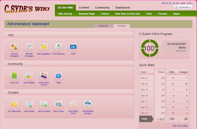 File:C.Syde's Wiki - Administrators' dashboard - Dream Design.png
