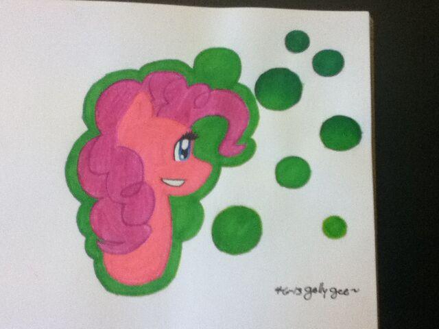 File:Pinkie- Marker Practice.jpg