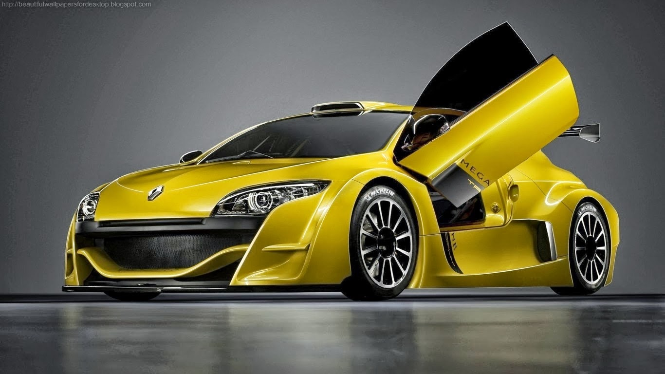 Beautiful Yellow Cars Wallpapers Desktop 4 Jpg
