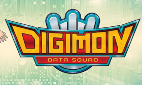 Digimon Data English Logo