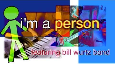 I'm a person