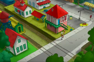 Railroad Crossing on Curious George Station Master 01
