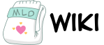 My Little Diapers wiki logo