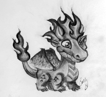 Superior File:Cool Fire Dragon From Dragon City By Shillosvampires D5wlfsq