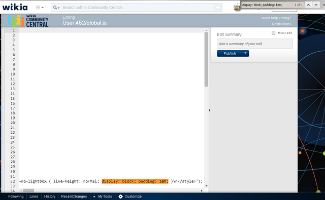 File:This is why I should have the option to NOT use the broken syntax highlighting script on javascript pages.PNG