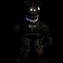 Nightmare shadow fredbear by nanikos16 ddes3pj-fullview