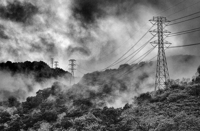 File:Electricity poles.jpg