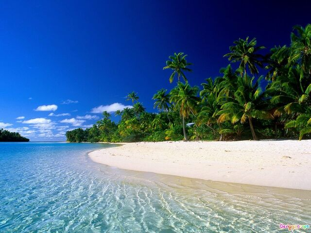 File:Beautiful tropical beach.jpg