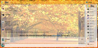 Autumnchatskin