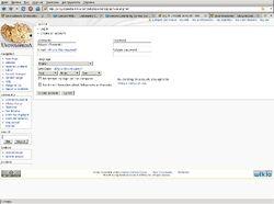 Monobook bug-2 with login