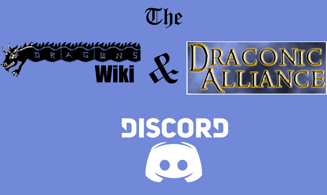 Draconic Alliance Discord