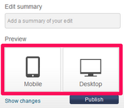 PreviewPublish