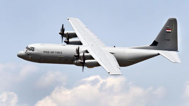 File:Iraqi-C-130J-takeoff.jpg