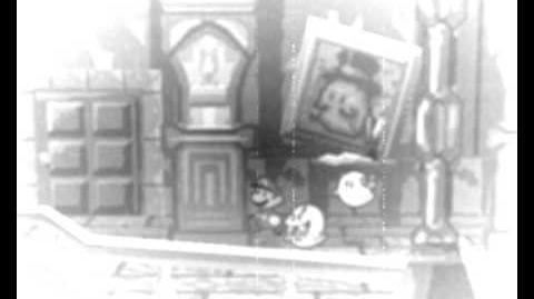 Paper Mario Boo's Mansion Music (mx)
