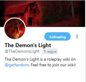 The Demon's Light TI SEGUE