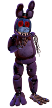 Withered bonnievr png
