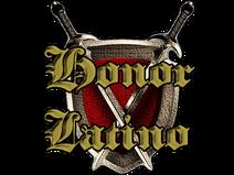 Honor Latino escudo