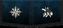 The Wind Moon bandera