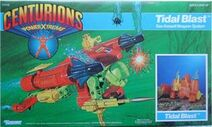 Centurions Tidal Blast packaging