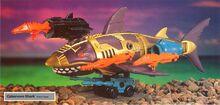 Centurions Cybervore Shark prototype