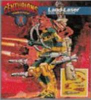 Centurions Land Laser packaging