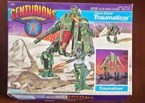 Centurions Traumatizer box