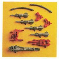 Centurions Land-Laser parts