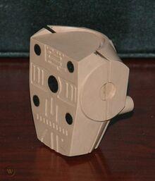 Centurions Fathom Fan prototype parts -4