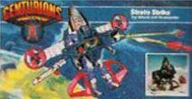 Centurions Strato Strike packaging