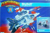 Centurions Skybolt packaging