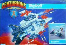 Centurions Skybolt packaging