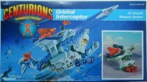 Centurions Orbital Interceptor packaging