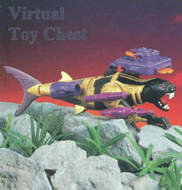 Centurions Cybervore Panther catfish