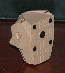Centurions Fathom Fan prototype parts -3