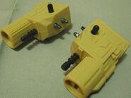 Jake rockwell - detonator - missile launchers