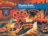 Thunder Knife (Unproduced)