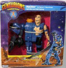 Centurions Hacker box
