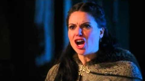 """Once Upon A Time 1x18 """"The Stable Boy"""" Cora kills Daniel"""