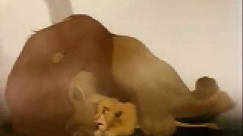 Il Re Leone - La morte di Mufasa
