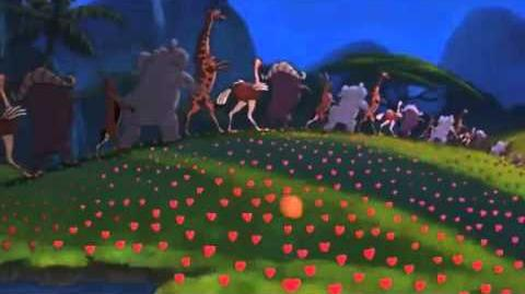 Il Re Leone II - Upendi