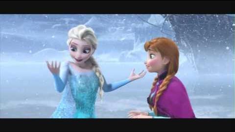 -Fandub- Io ti voglio bene - Anna & Elsa -Frozen-